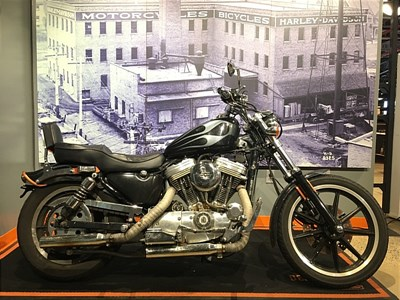 Used 1990 Harley-Davidson® Sportster® 883 Hugger