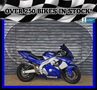 Used 2002 Yamaha