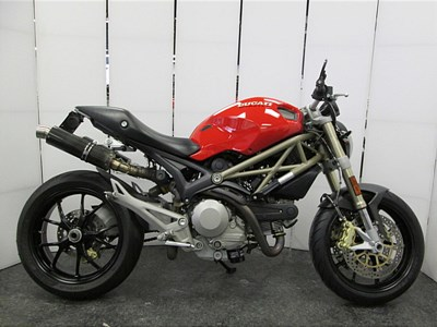 Used 2013 Ducati Monster 796 ABS Anniversary