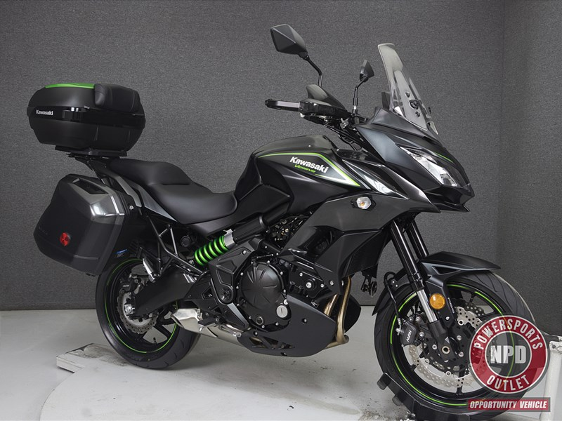 Photo of a 2017 Kawasaki  Versys 650 LT