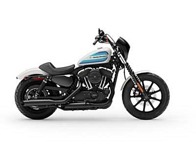 New 2019 Harley-Davidson® Sportster® Iron 1200™