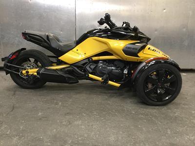 Spyder Motorcycle For Sale >> Spyder F3 S Daytona 500