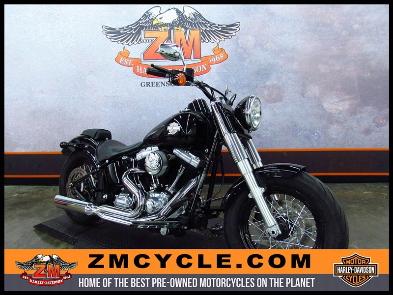 Photo of a 2013 Harley-Davidson® FLS Softail® Slim