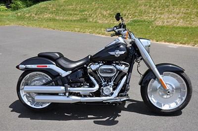 Used 2018 Harley-Davidson® Softail® Fat Boy® 114