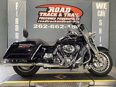Used 2009 Harley-Davidson® Road King®