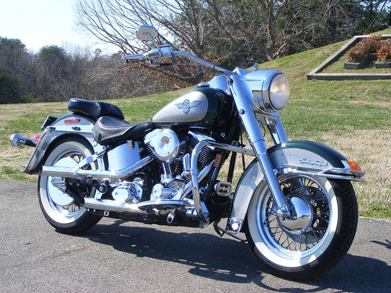 Photo of a 1996 Harley-Davidson® FLSTN Heritage Softail® Nostalgia