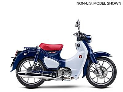 Used 2019 Honda® Super Cub C125 ABS