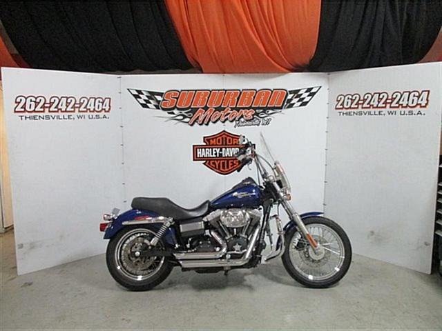 Photo of a 2006 Harley-Davidson® FXDB/I Dyna® Street Bob®