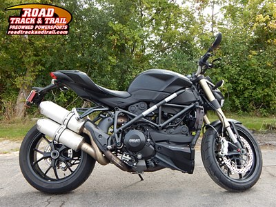 Used 2013 Ducati Streetfighter 848
