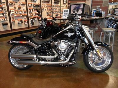 New 2018 Harley-Davidson® Softail® Fat Boy®