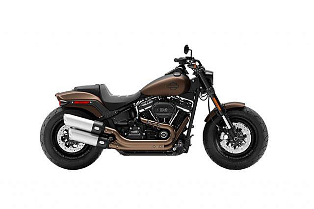 Photo of a 2019 Harley-Davidson® FXFBS Softail® Fat Bob® 114