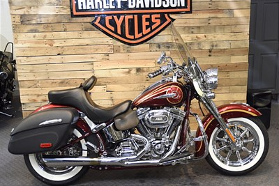 2006 to 2017 Used Harley-Davidson® CVO Softail Deluxe® For Sale (23 ...