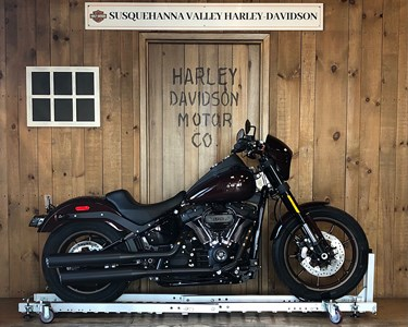 New 2021 Harley-Davidson® Low Rider® S