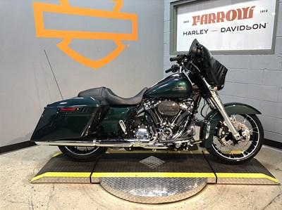 New 2021 Harley-Davidson® Street Glide® Special
