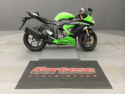 Used 2013 Kawasaki Ninja® ZX™-6R