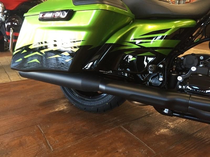 2017 Harley Davidson 174 Fltrxs Road Glide 174 Special H D