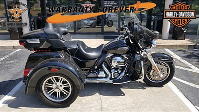 All New & Used Harley-Davidson® Trikes near Colonial Heights, VA For ...