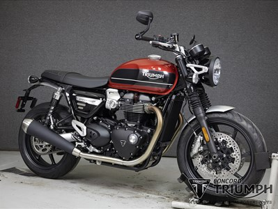 Used 2020 Triumph Speed Twin
