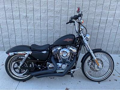 Used 2014 Harley-Davidson® Sportster® Seventy-Two®