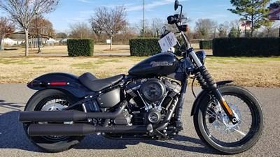 New 2018 Harley-Davidson® Softail® Street Bob®