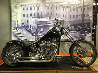Used 2003 Milwaukee Motorcycle Co. Rigid Chopper