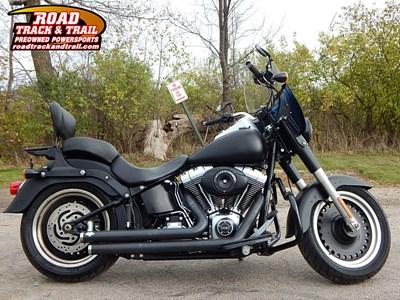 Used 2012 Harley-Davidson® Softail® Fat Boy® Lo