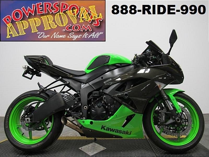 2012 Kawasaki Ex650e Ninja 650r Greenblack Sandusky