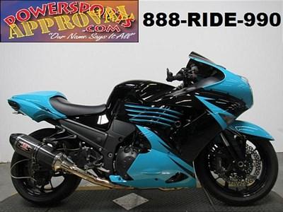 Used 2009 Kawasaki Ninja ZX-14