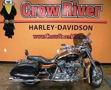 Used 2008 Harley-Davidson® Screamin' Eagle® Road King Anniversary