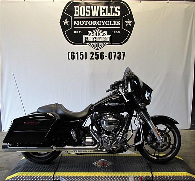 2017 Street Glide For Sale Nashville Tn >> 2016 Harley-Davidson® FLHXS Street Glide® Special (Vivid Black), Nashville, Tennessee (745165 ...
