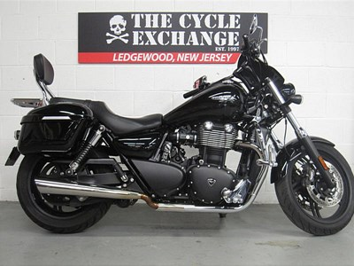 Used 2012 Triumph Thunderbird Storm ABS
