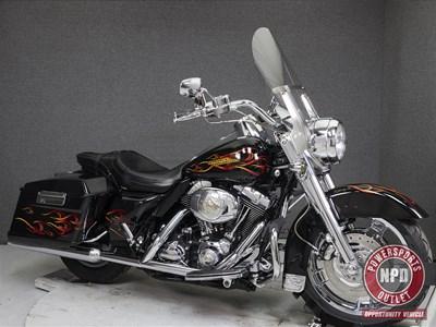 Used 2007 Harley-Davidson® Road King® Custom