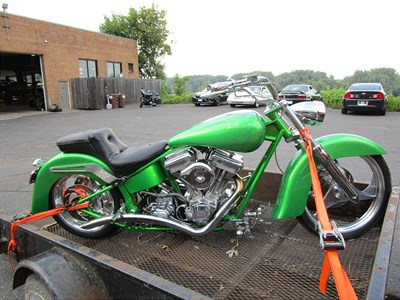 Used 2002 Ness Motorcycles Custom Arlen Ness