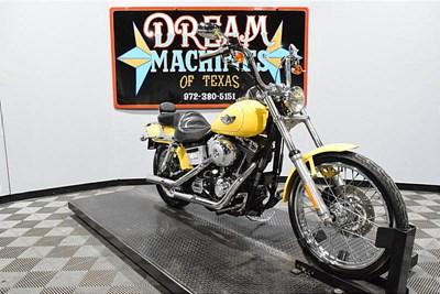 Used 2003 Harley-Davidson® Dyna® Wide Glide Anniversary