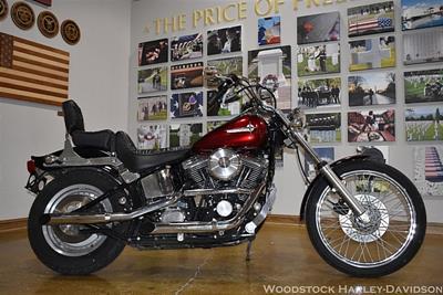 1999 Harley DavidsonR FXSTC SoftailR Custom