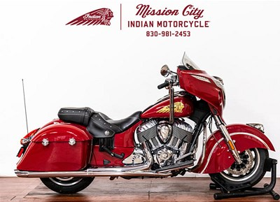 Used 2018 Indian® Chieftain® Classic