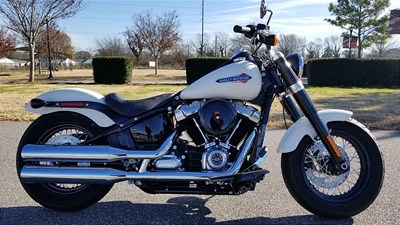 New 2018 Harley-Davidson® Softail® Slim®