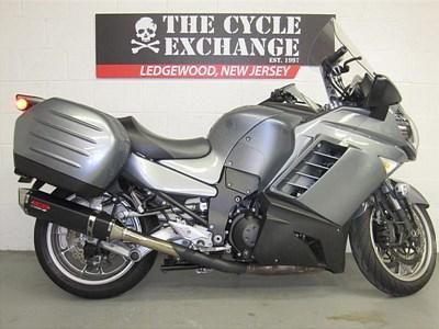 Used 2008 Kawasaki Concours 14