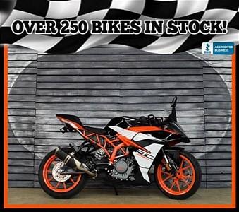 Used 2018 KTM RC 390