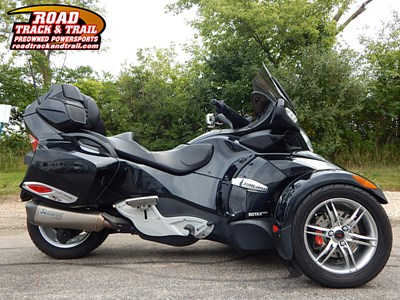 Used 2010 Can-Am Spyder RT-S Premiere Edition