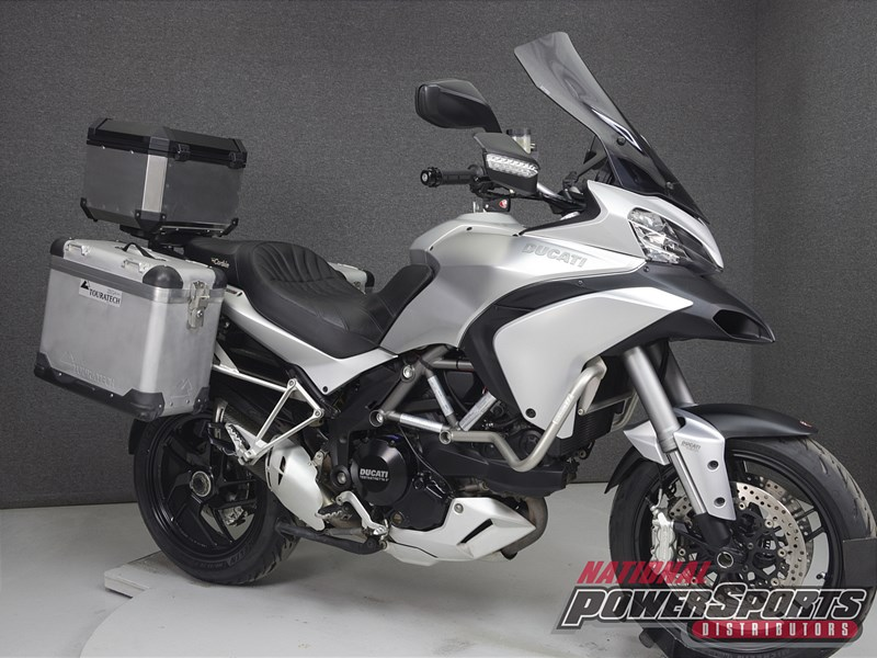 Photo of a 2013 Ducati MTS1200S Multistrada 1200 S Touring