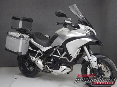 Used 2013 Ducati Multistrada 1200 S Touring