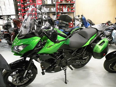 Used 2015 Kawasaki Versys® 650 LT