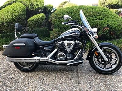 Used 2012 Yamaha V-Star 950