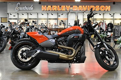 New 2020 Harley-Davidson® FXDR™ 114