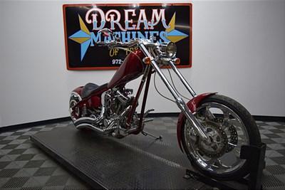 Used 2004 American IronHorse LSC Chopper