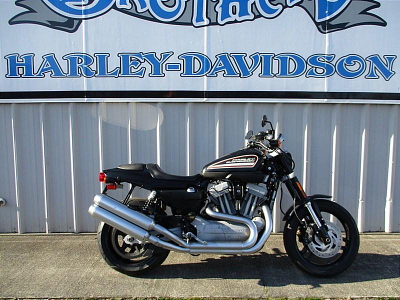 2009 Harley-Davidson® XR1200 Sportster® XR1200™ (Vivid Black ...