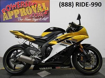 Used 2006 Yamaha YZF® R6 50th Anniversary