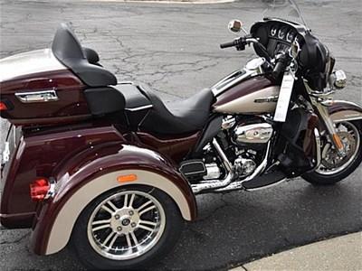 New 2018 Harley DavidsonR Tri GlideR Ultra