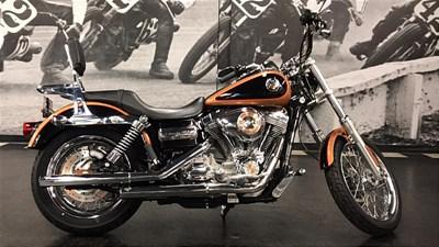 Used 2008 Harley-Davidson® Dyna® Super Glide® Custom